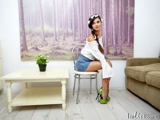 My ImLive Model Name Is BellyAlee And A Webcam Alluring Babe Is What I Am! I'm 22 Yrs Old